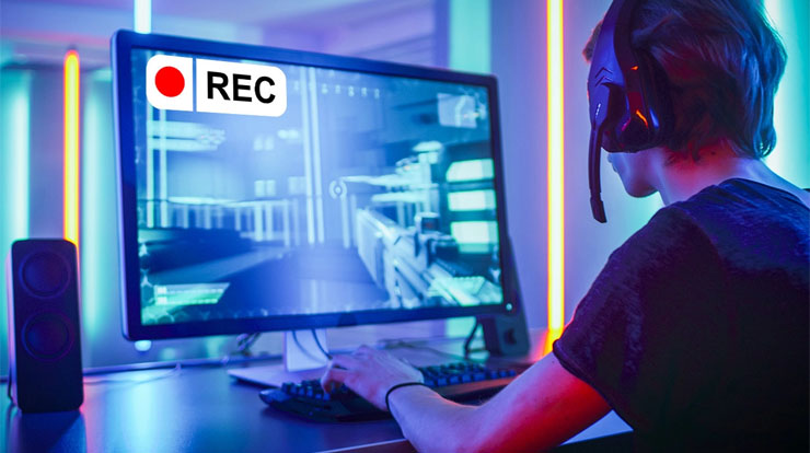 PC ekran kaydedici