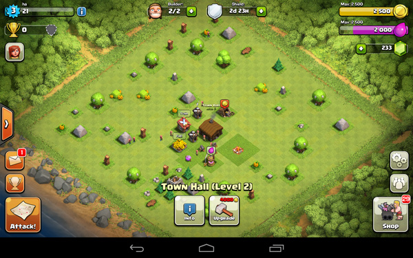 Clash Of Clans Android Game Is Finally Available AW Center