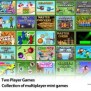 Two Player Games Collection Of Multiplayer Mini Games