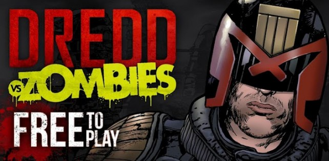 Judge Dredd vs Zombies Portada