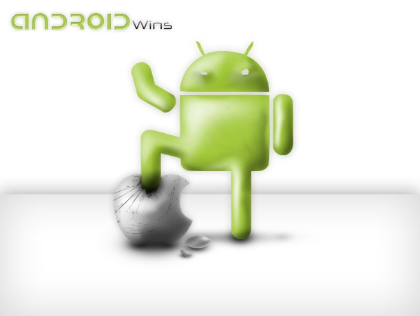 Android mejor que iOS