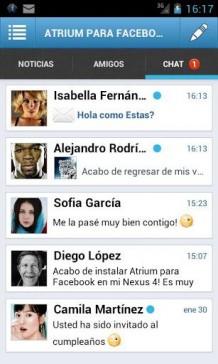 Atrium Chat