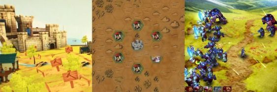 Gemwars gameplay