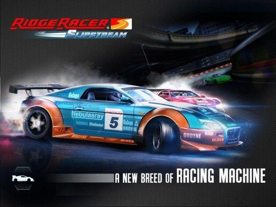 Ridge Racer Sliptream