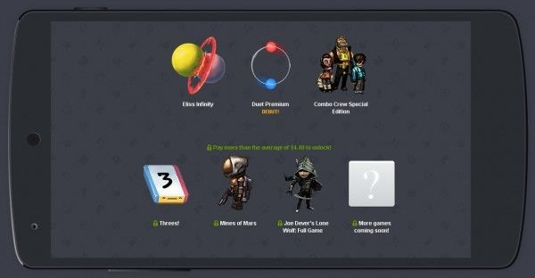 Humble Bundle 6 Android
