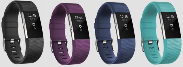 FitBit Charfge 2 couleurs
