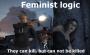 feminist logic