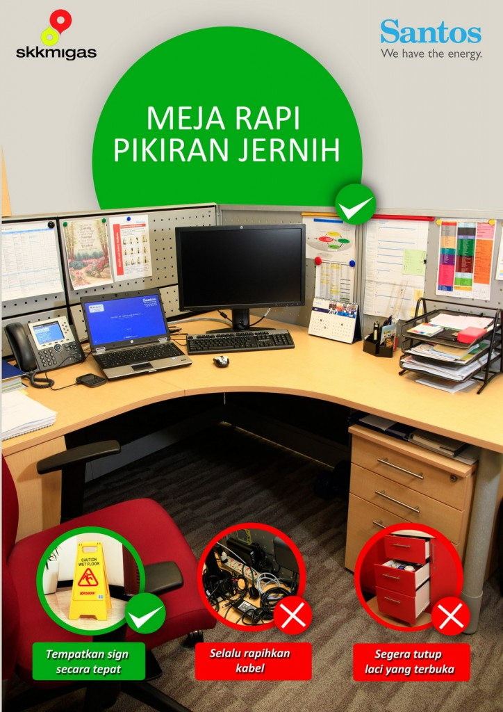 Safety Poster  Office Safety  Andromedaid