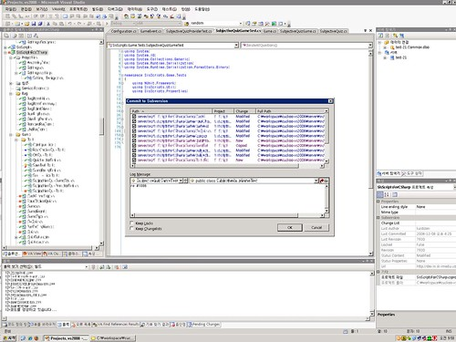 AnkhSvn과 Visual Assist X의 충돌