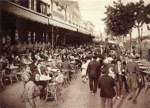 Imatge de l'antic Café espanyol
