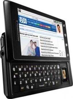 Motorola Droid أرق هاتف مع لوحة مفاتيح في العالم