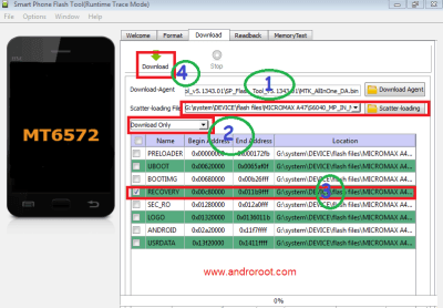 How To Flash or Install Custom Recovery in Any Android Smart Phone