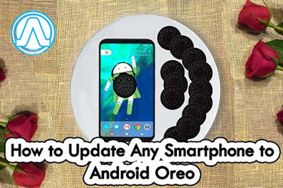 How to Update Any Smartphone to Android Oreo Andro Root