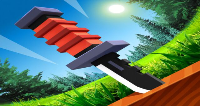 Flippy Knife Mod APK Unlimited Money Coins Unlocked All Android DS 2