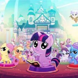 Download My Pocket Pony Mod APK Unlimited Money Free shopping Android gems coins diamonds happy pure latest