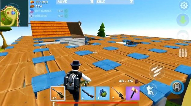 Download Rocket Royale Mod Apk Unlimited Money Menu Free Android happy 1 health 2020 aimbot 2021 latest gameplay 7