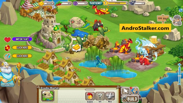 Dragon City Mod APK Gameplay Unlimited Gems Download 2020 everything no verification Android happy 1 walkthrough DONE6