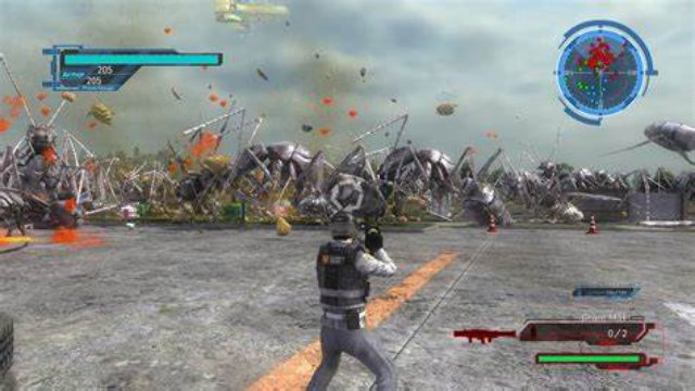 Earth Defense Force 5 APK Mod Free Download Android Gameplay walkthrough g2a PC version 6 iron rain 1 happy 7