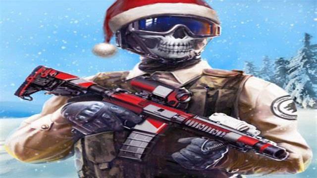 Modern Ops Online FPS Mod APK Free Download Money Unlimited Everything like unlock all weapons super speed jump God Mod Menu Weak Enemies Dumb for Android with 1 happy pure DS