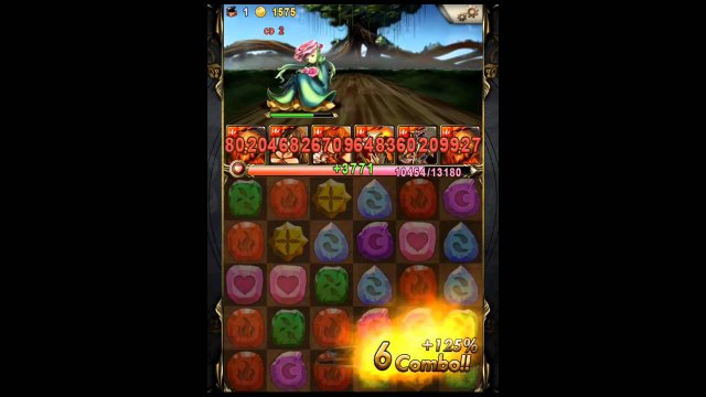 Tower of Saviors Mod APK Unlimited Money Free Download Android happy pure 1 diamonds coins menu English god 神魔之塔 Mode 3