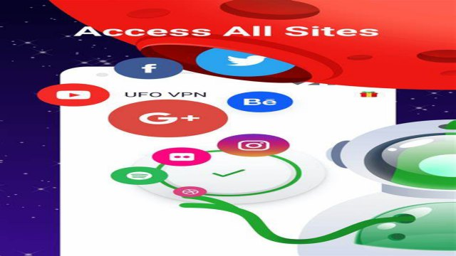 UFO VPN MOD APK Premium VIP Free Download for Android 1 unlocked all servers happy Fast Proxy Unlimited & Super Master 2