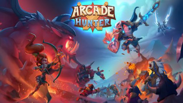 Arcade Hunter Mod Apk unlimited money gameplay everything for Android sword gun magic impact cheat gems 1 happy 7