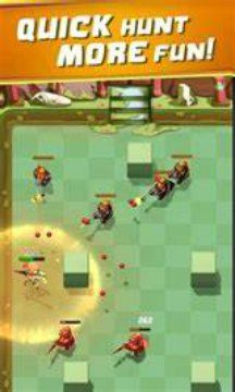 Arcade Hunter Mod Apk unlimited money gameplay everything for Android sword gun magic impact cheat gems 1 happy 9