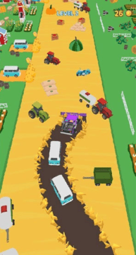Clean Road Mod Apk ( Unlimited Gold Coins ) Gameplay for Android everything like money on happy 1 pure 7