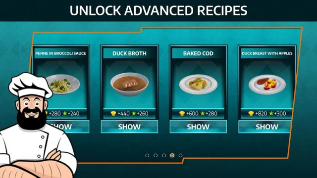 Cooking Simulator Mobile APK MOD Free Download Diamonds Unlimited Android unlock all beta version 1 happy 8