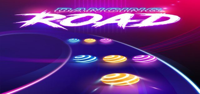 Dancing Road Game Color Ball Online Free Download Mod APK Unlimited Gold Coins unblocked Android run happy 6