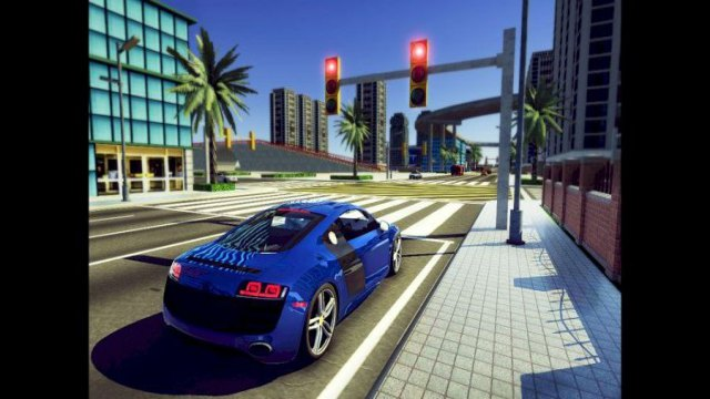 Driving School Sim MOD APK Unlimited Money Free Download Android 2