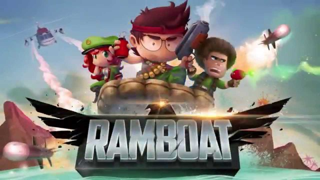 Ramboat Mod Apk Gameplay Unlimited Coins Free Download 2 gems shooting play free online Android happy 6
