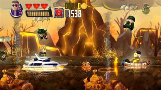 Ramboat Mod Apk Gameplay Unlimited Coins Free Download 2 gems shooting play free online Android happy 9