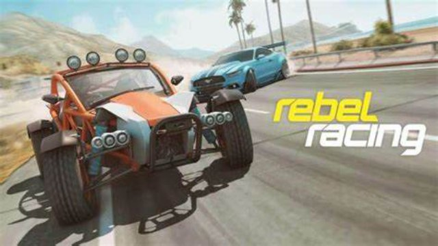 Rebel Racing Mod Apk Android gameplay unlimited Fuel Sport cheats modded Money unlocked free download 6