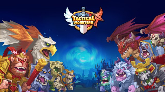 Tactical Monsters Rumble Arena APK + Mod ( Free Download ) unlimited money wiki cheat engine tier list 1 gameplay Android 2