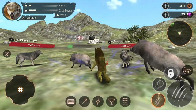 The Wolf Gameplay Guide Anime Free Download Among Us online wild simulator unlock all among us 2 games wolves edition 7