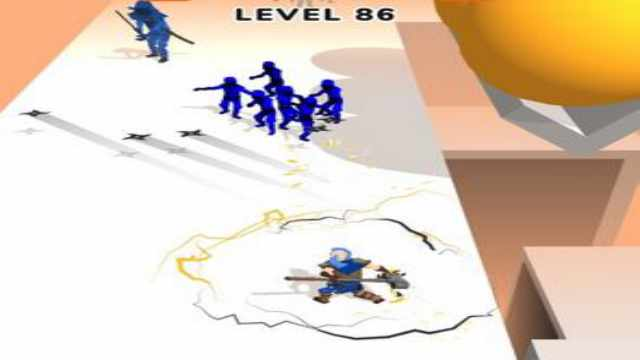 Crowd Master 3D Mod Apk Unlimited gold coins free download Android money all unlocked everything latest happy 7 game