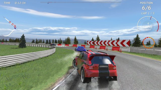 Download Rally Fury Mod Apk Unlimited Money Extreme Free tokens for Android happy pure 1 extreme racing latest gameplay 6