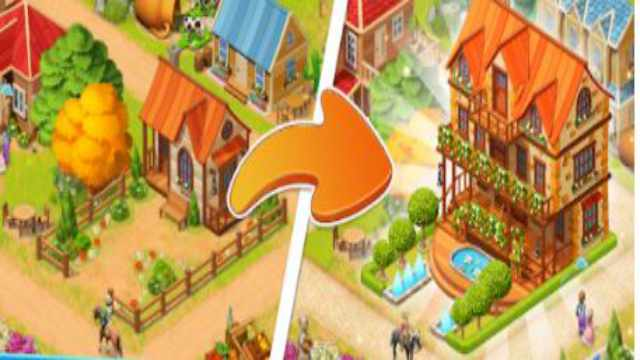 Homesteads Mod APK Unlimited Money Free Download Android Homestead happy 1 pure game gameplay 8