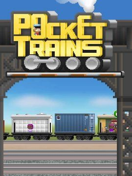 Pocket Trains Mod APK Unlimited Everything Money + Crates for Android happy pure 1 game free download 6
