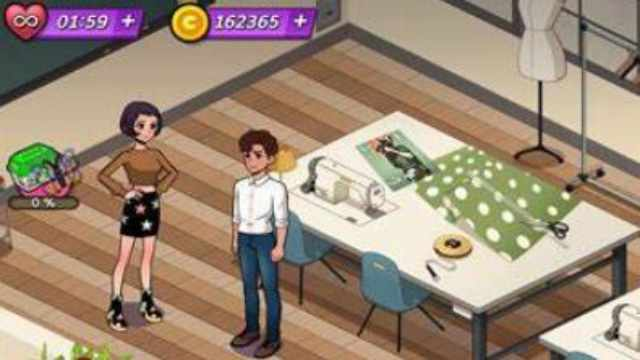 Runway Story Mod Apk Unlimited Money Coins star lives free download Android events tickets boosters 6