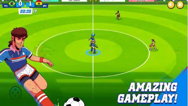 Golazo Mod Apk Unlimited Gold Coins Free Download Mobile Android latest version happy 6 money Golazo!