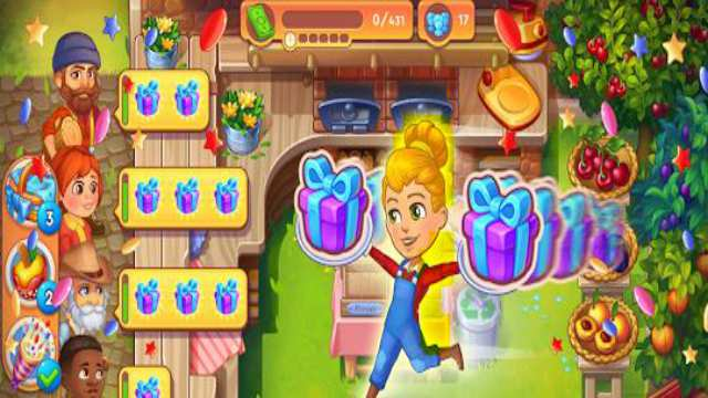 Farming Fever Mod Apk unlimited money free download 2 Best time management Android latest 8 gameplay