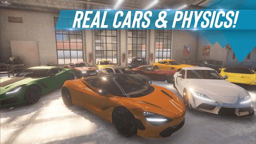 Real Car Parking Master : Multiplayer Car Game