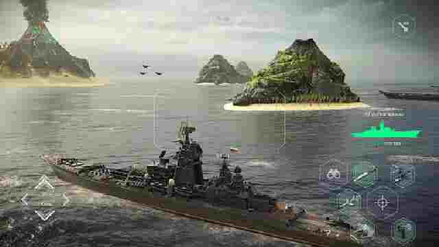 Modern Warships Sea Battle Online Mod Apk unlimited money 22