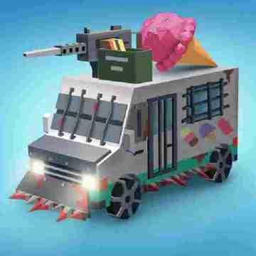 Zombie Derby Pixel Survival Mod Apk Unlimited Money Free 2