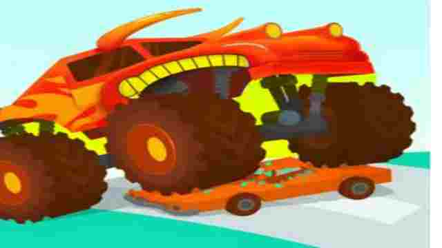 Monster Truck Go Mod APK Unlimited Money Free download 2 2