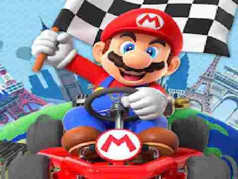 Mario Kart Tour mod apk unlimited rubies + money gems free 2