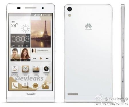 Huawei-Ascend-P6-white