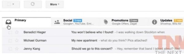 Now-Gmail